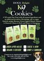 k9 Cookies - Taster